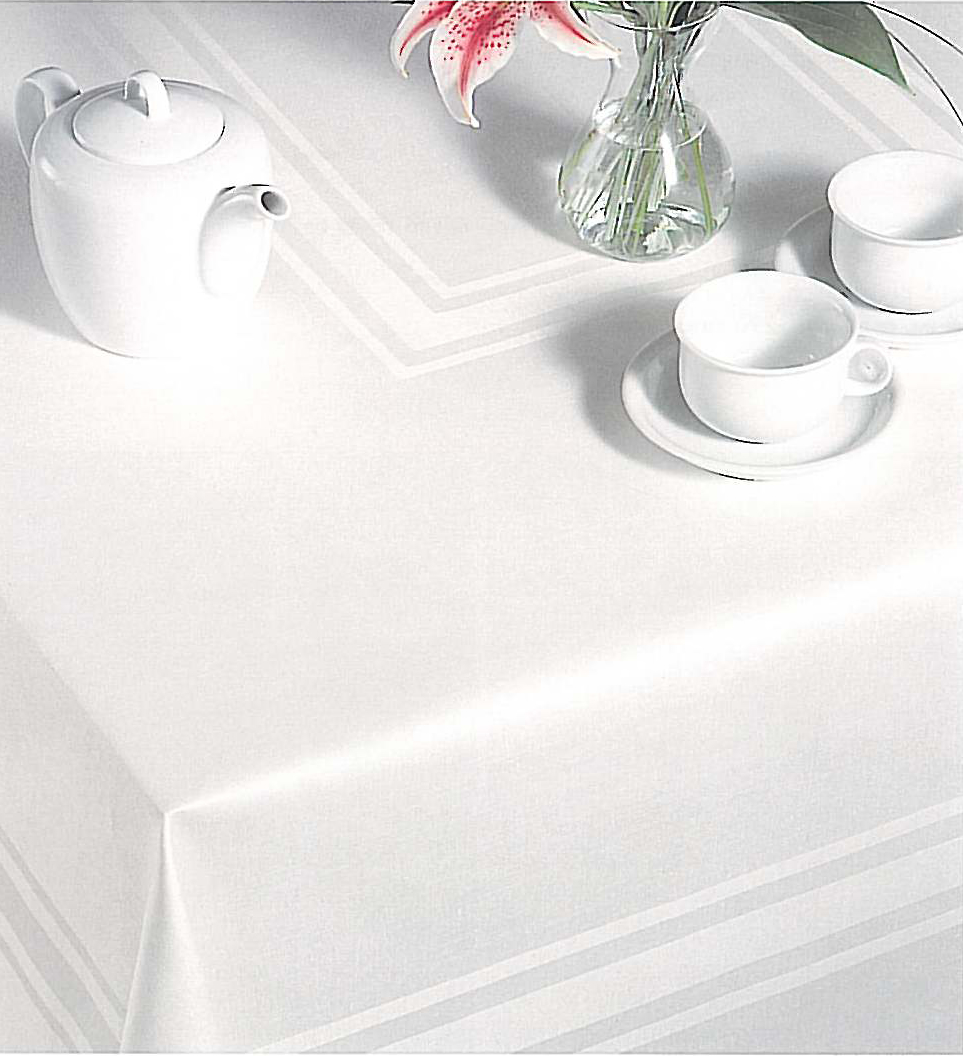 Fine Linen Imperial Double Damask