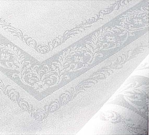 Premium Luxury Fine Irish Linen Double Damask Irish Linen