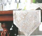 irish linen damask bistro collection heritage